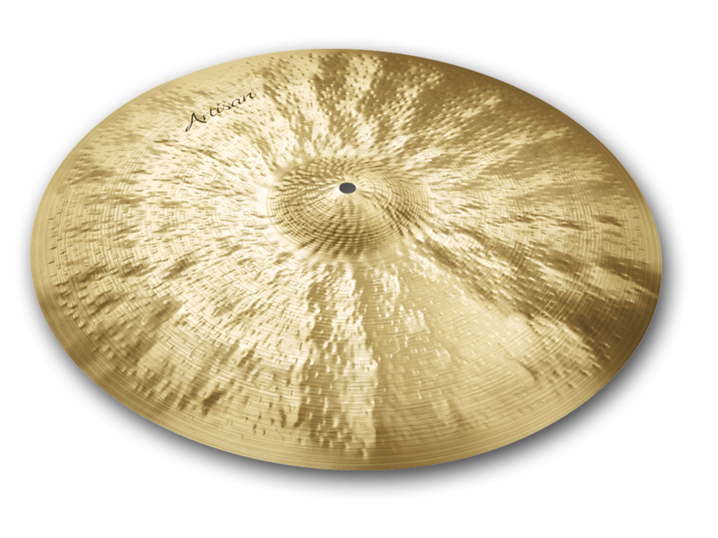 Ride Cymbal Sabian A2212, Artisan Serie, Medium, 22""