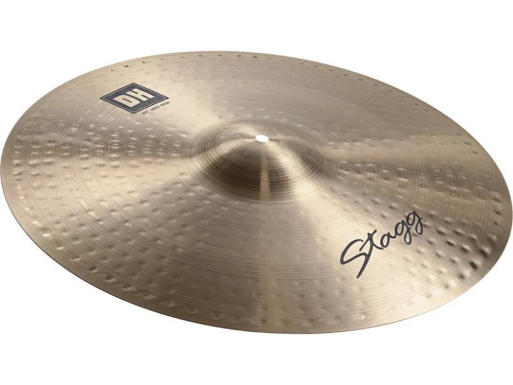 Ride Cymbal Stagg DH-RJ20R, DH Serie, Regular Jazz Ride, 20""