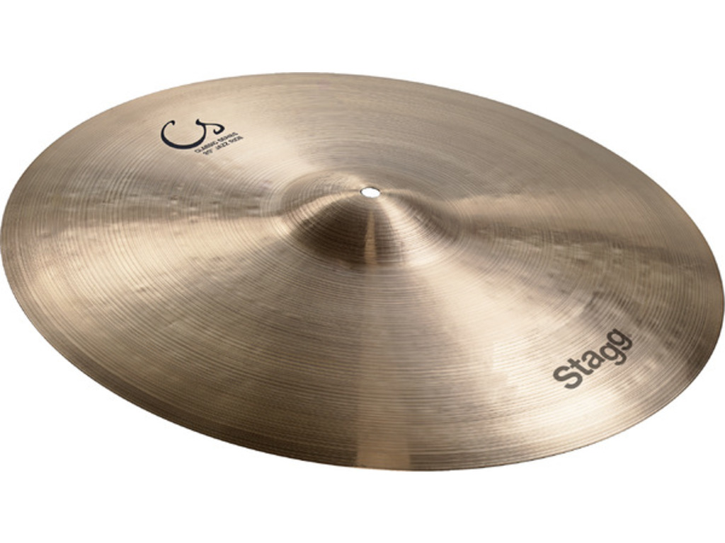 Ride Cymbal Stagg CS-RJ20, Classic Serie, Jazz, 20""