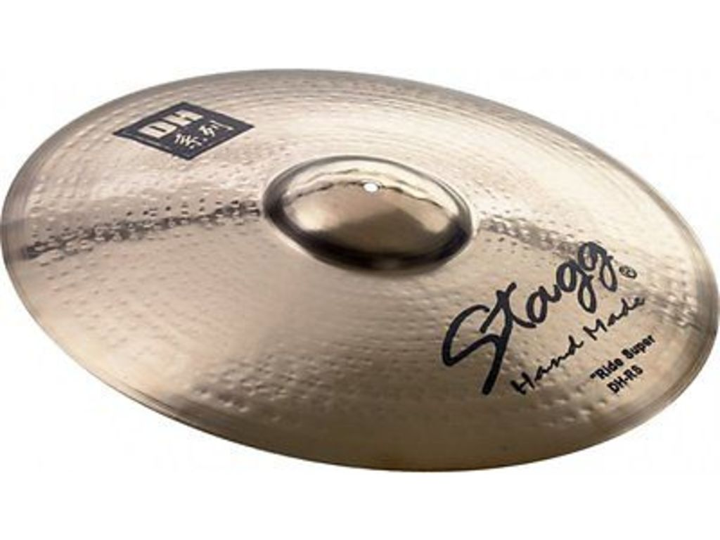 Ride Cymbal Stagg DH-RS26, Brilliant Super Ride, 26""