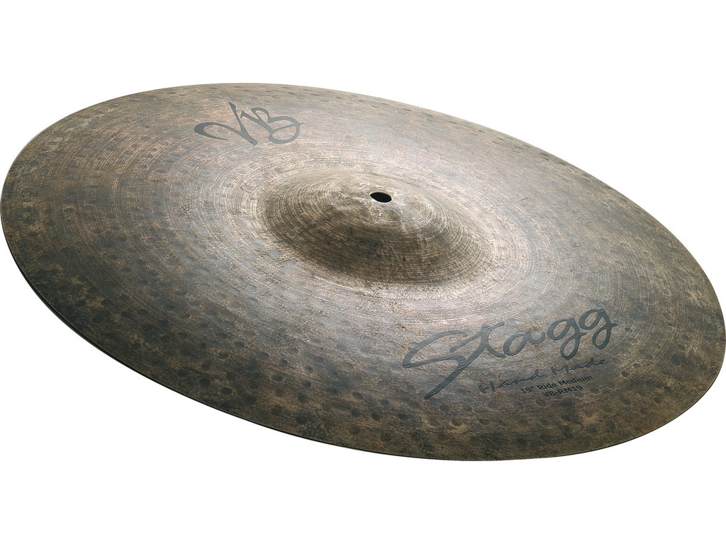 Ride Cymbal Stagg VB-RM20, Vintage Bronze Serie, Medium, 20""