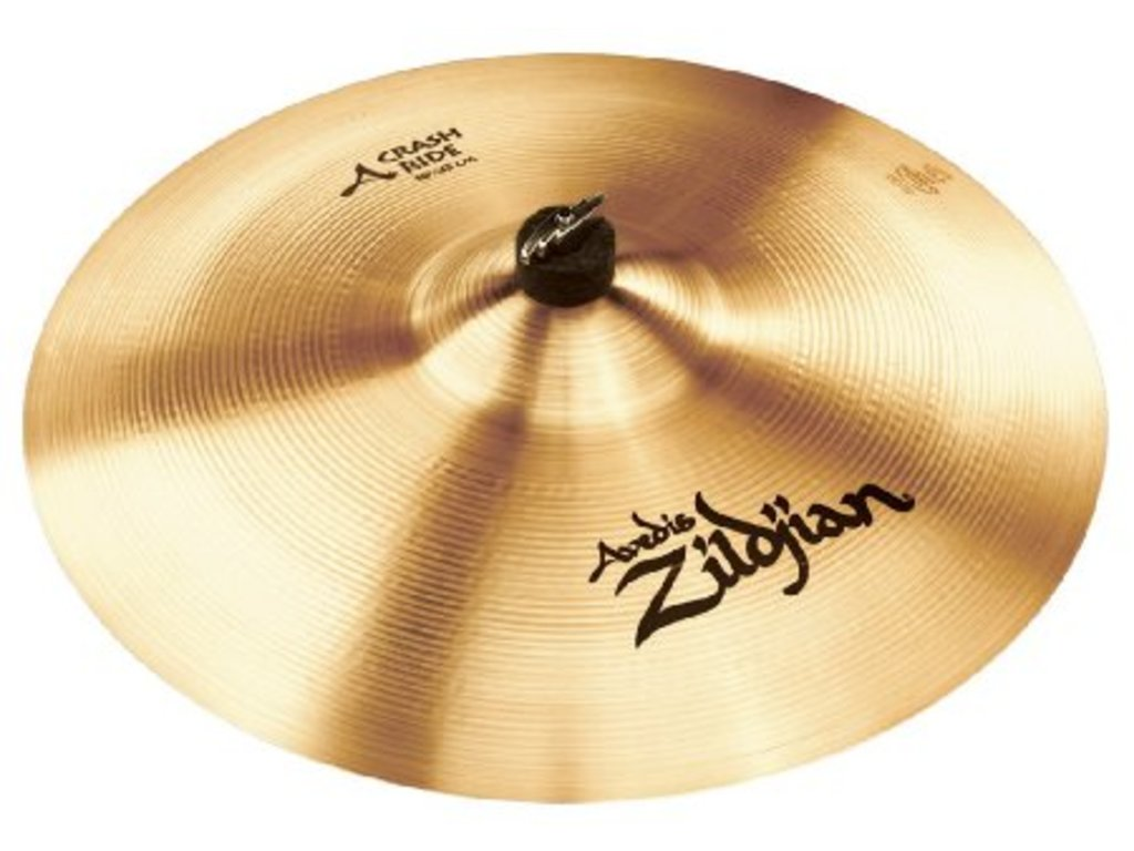 Crash Cymbal Zildjian A0022, A Zildjian, Crash/Ride, 18""