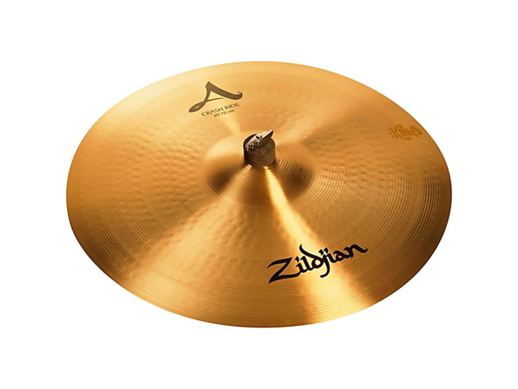 Crash Cymbal Zildjian A0024, A Zildjian, Crash/Ride, 20""