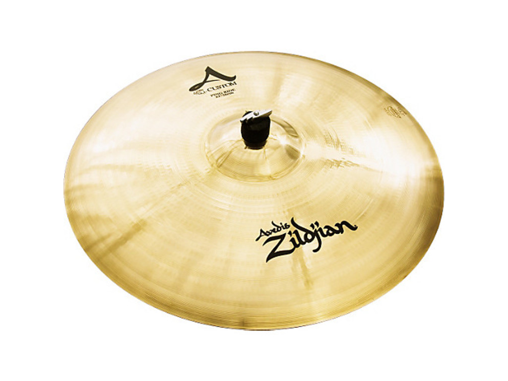 Ride Cymbal Zildjian A20522, A Custom, Ping Ride, 20""