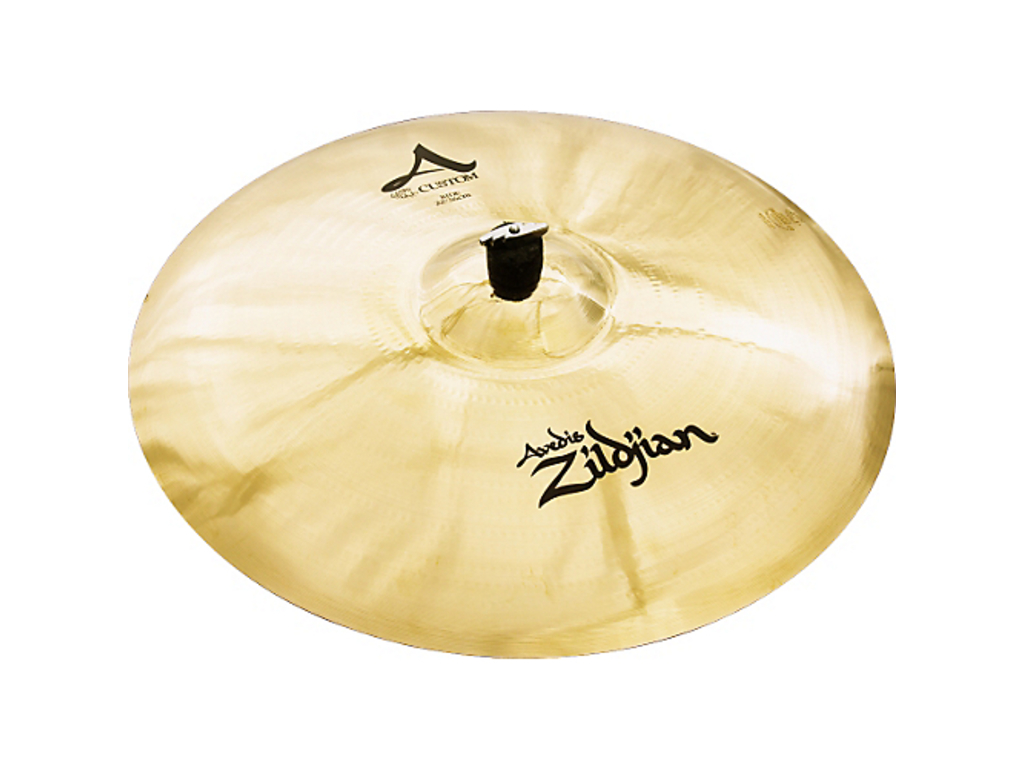 Ride Cymbal Zildjian A20524, A Custom, Ping Ride, 22""