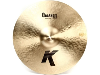 Crash Cymbal Zildjian K0810, K Crash/Ride, 20""