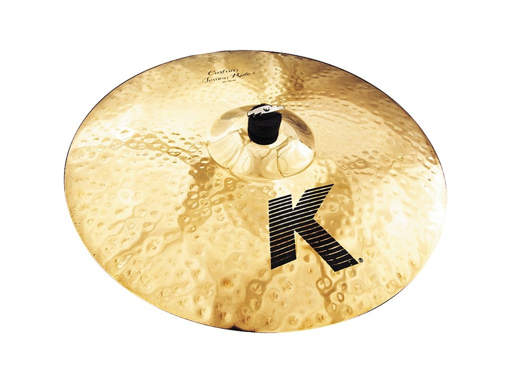 Ride Cymbal Zildjian K0997, K Custom Session Ride, designed with Steve Gadd, 20""