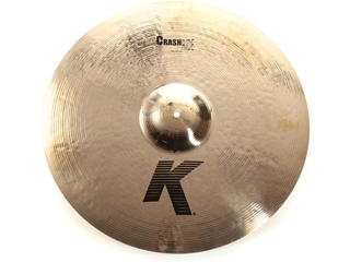 Crash Cymbal Zildjian K20835, K Crash/Ride, 21