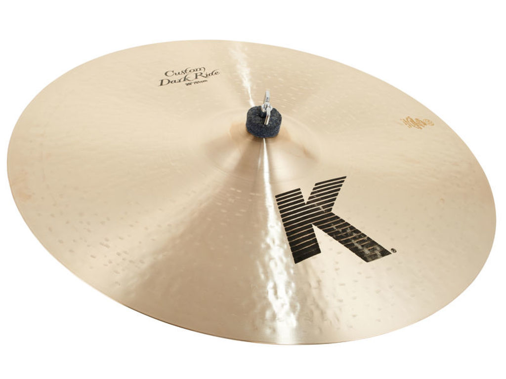 Ride Cymbal Zildjian K0965, K Custom, Dark Ride, 20""