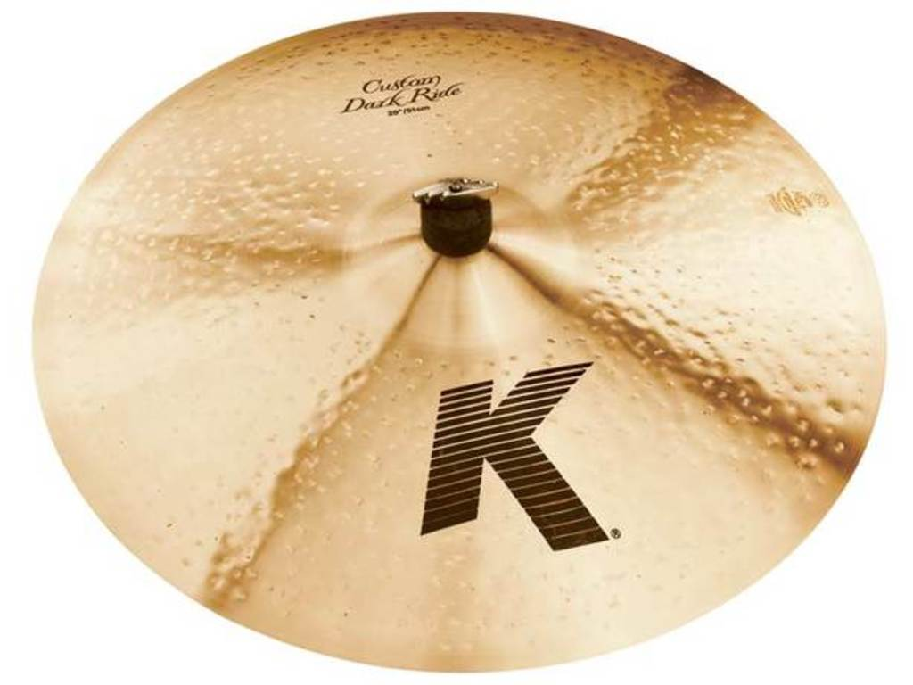 Ride Cymbal Zildjian K0856, K Custom, Medium Ride, 22""
