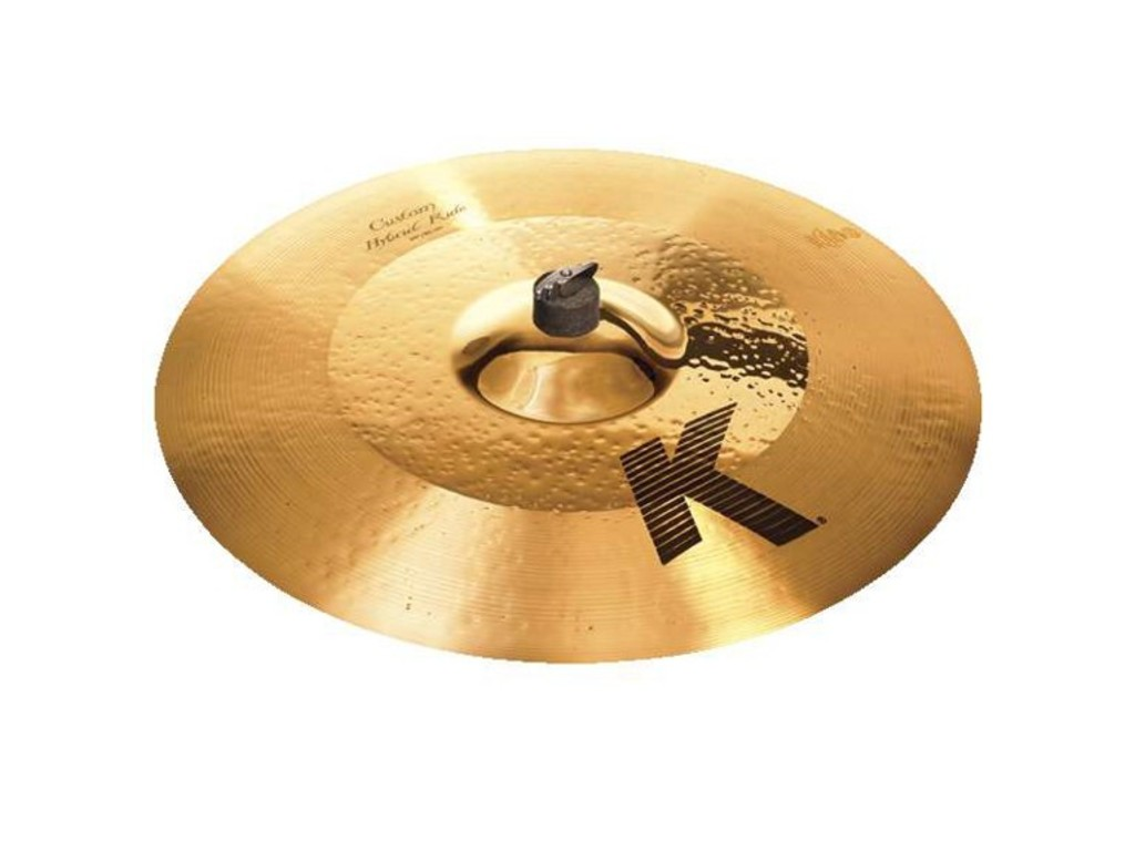 Ride Cymbal Zildjian K0998, K Custom, Hybrid Ride, 20""