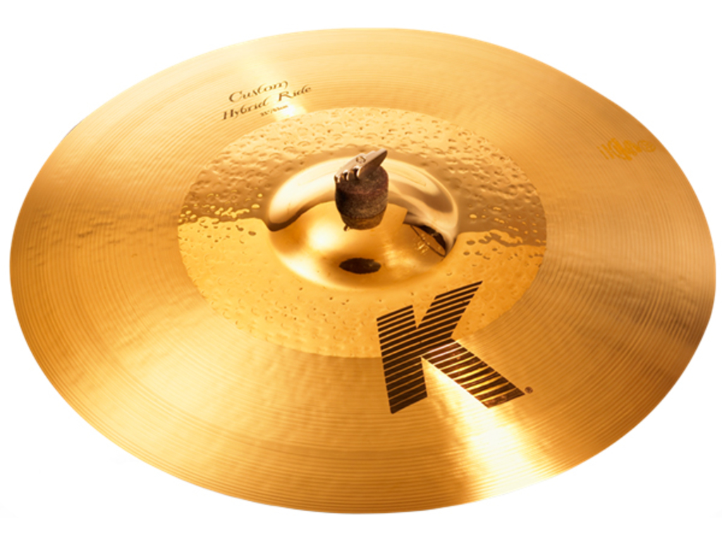 Ride Cymbal Zildjian K0999, K Custom, Hybrid Ride, 21""