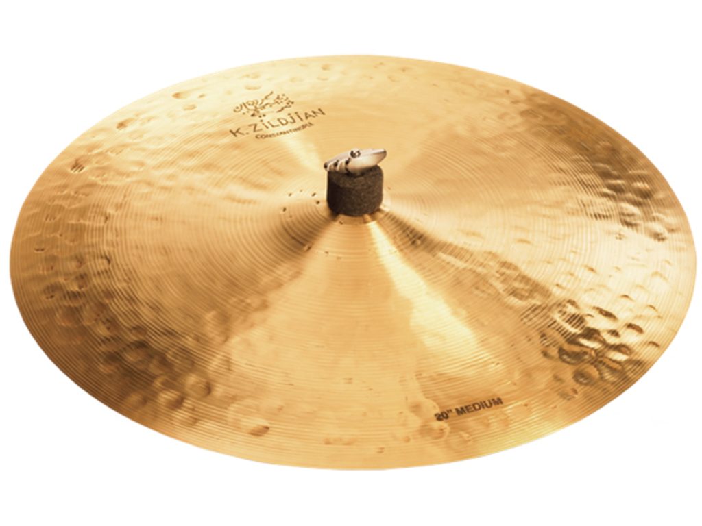 Ride Cymbal Zildjian K1016, K Constantinople, Medium Ride, 20""