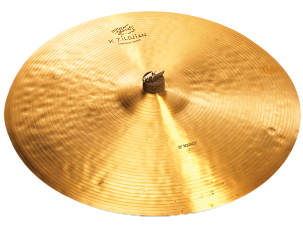 Ride Cymbal Zildjian K1114, K Constantinople, Bounce Ride, 22""