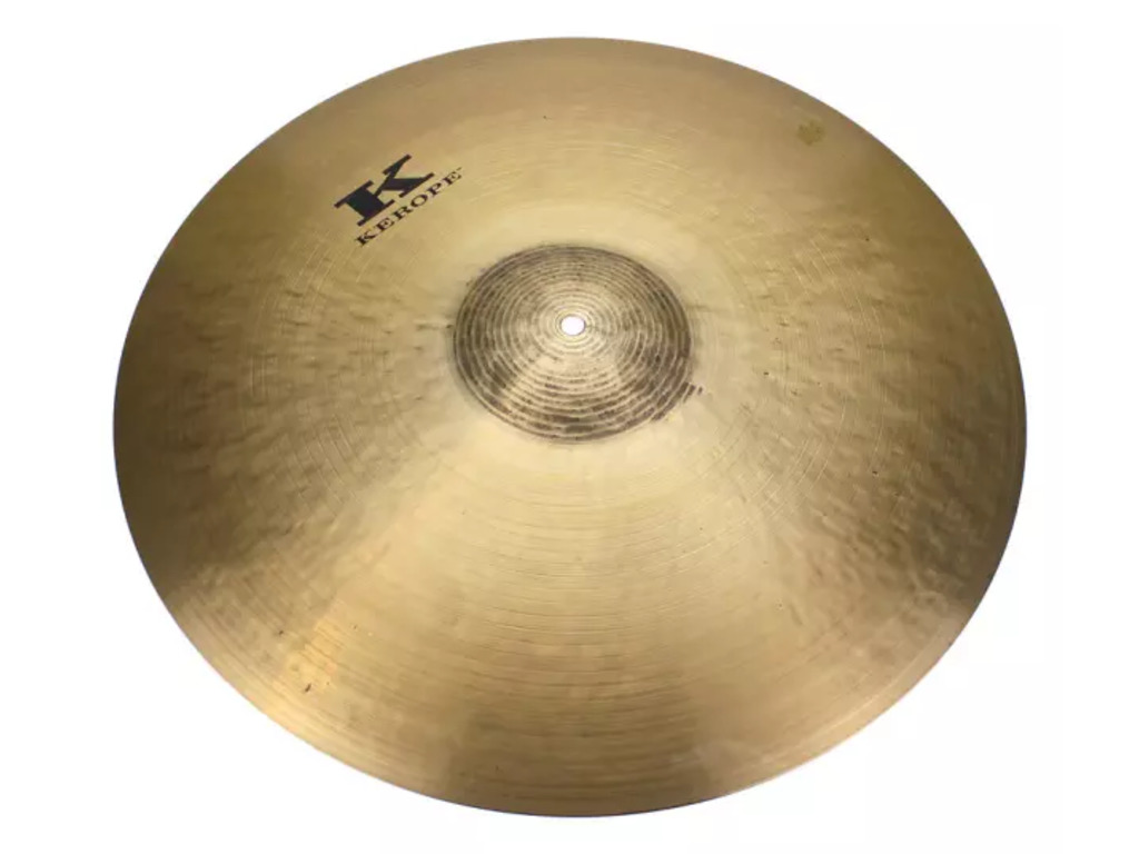 Ride Cymbal Zildjian KRM22R, Kerope Medium, 22""
