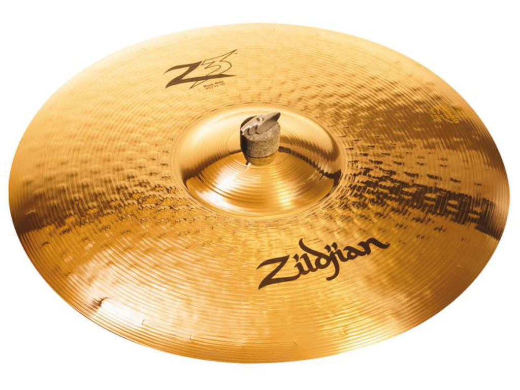 "Ride Cymbal Zildjian Z3 20"" rock ride"