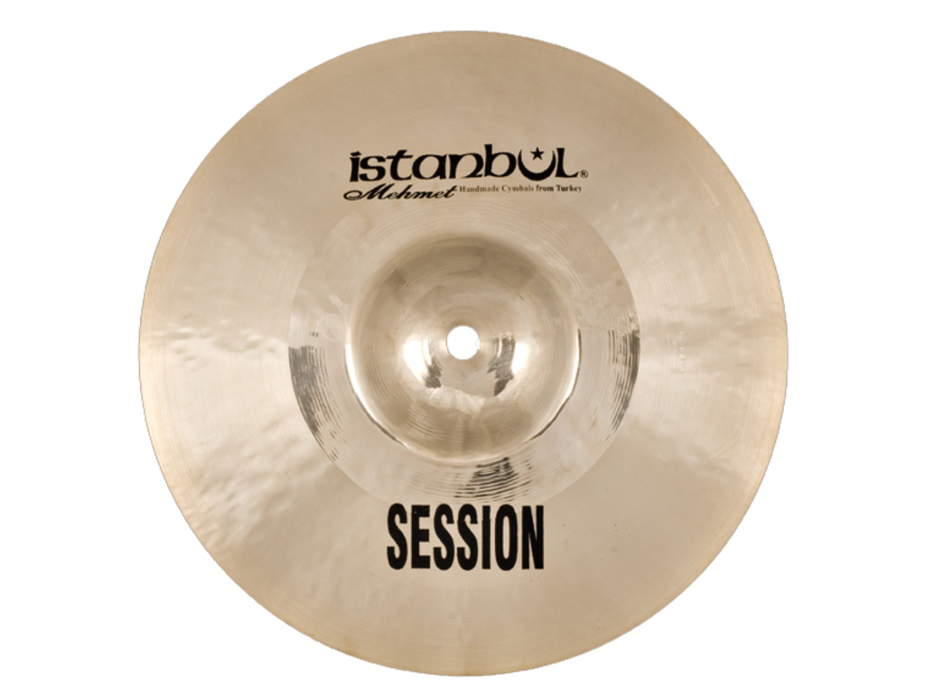 Splash Cymbal Istanbul Mehmet SS-SP10, Session, 10""