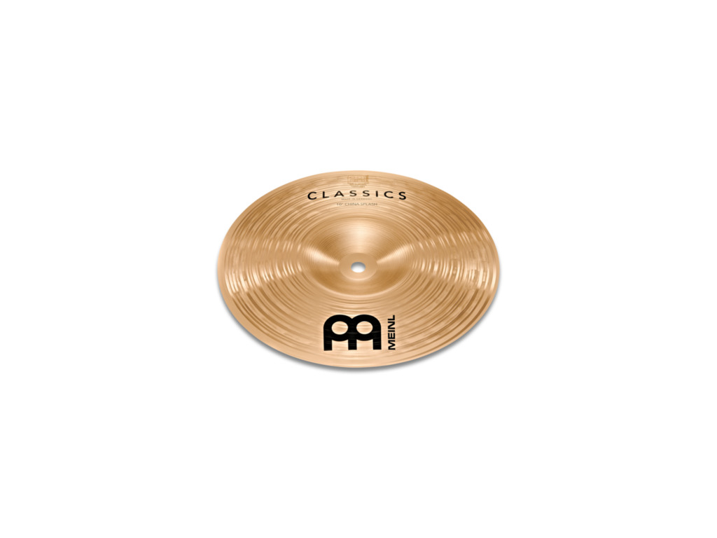 Splash Cymbal Meinl C10CS, Classics Serie, China/Splash, 10""