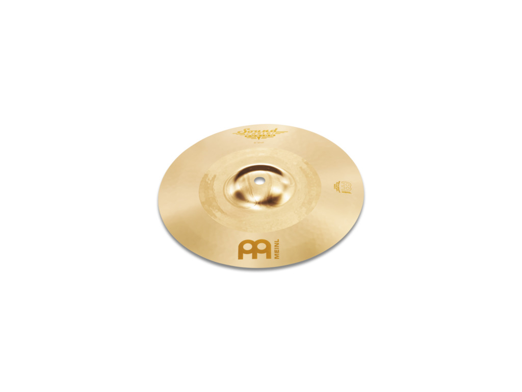 Splash Cymbal Meinl SF10S, Soundcaster Serie, Fushion, 10""