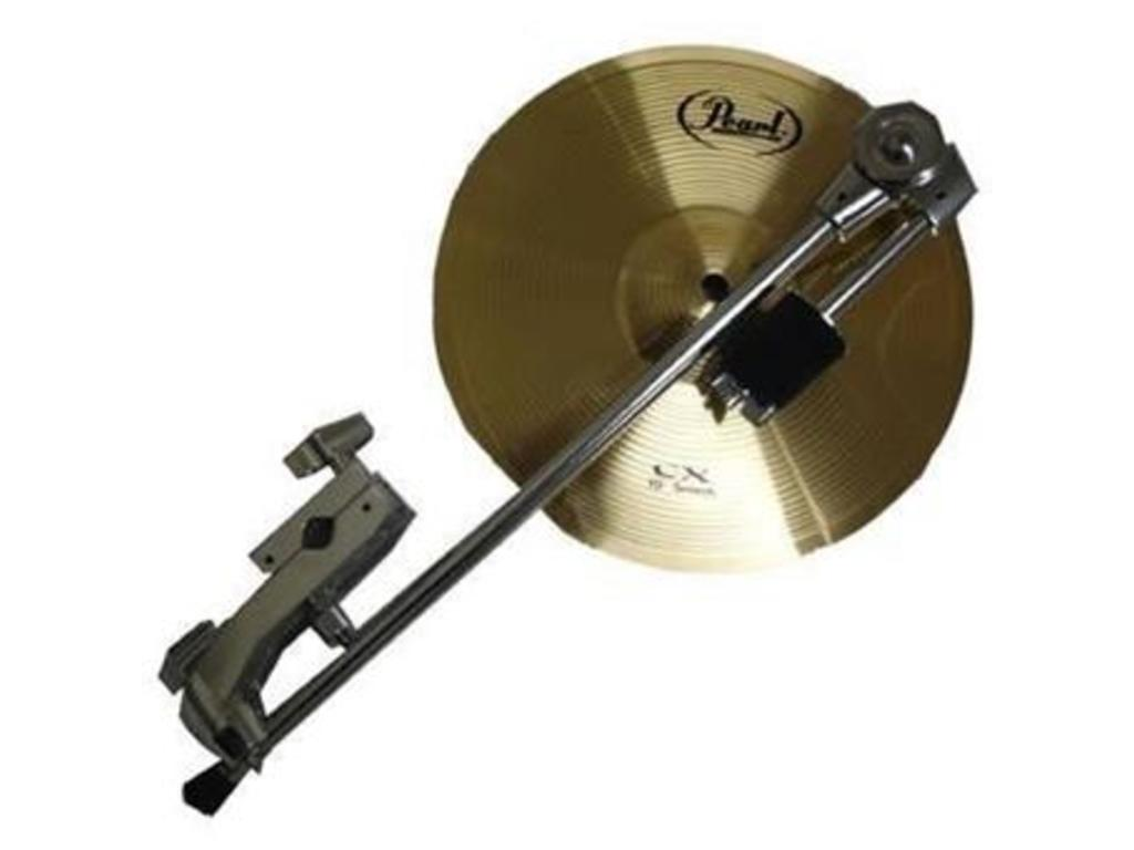 Splash Cymbal Pearl CH-70-SPP, Limited Edition, met CH70 Cymbal Arm, 10""
