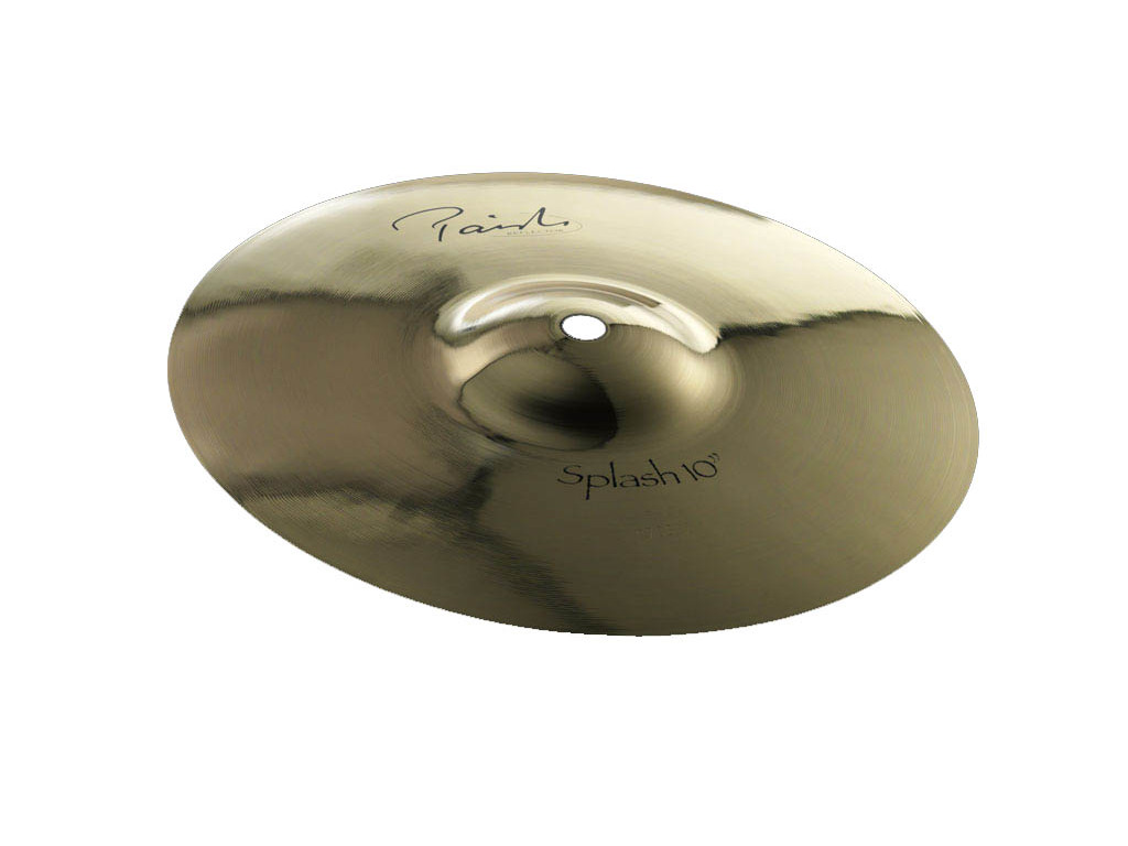 Splash Cymbal Paiste CY0004052210, Signature Serie, Reflector, 10""