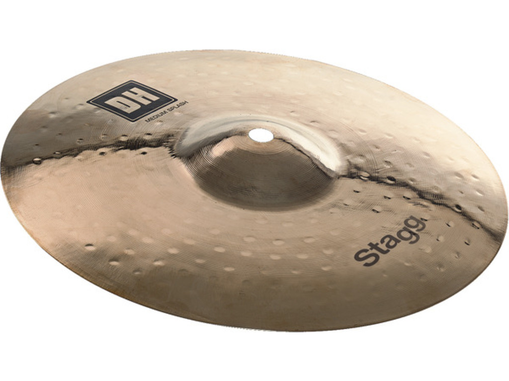 Splash Cymbal Stagg DH-SM11B, DH Serie, Brilliant Medium, 11""