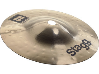 Splash Cymbal Stagg DH-SM6B, DH Serie, Brilliant Medium, 6