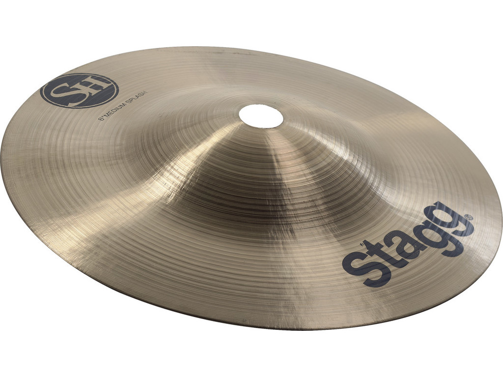Splash Cymbal Stagg SH-SM6R, Regular Medium, 6""