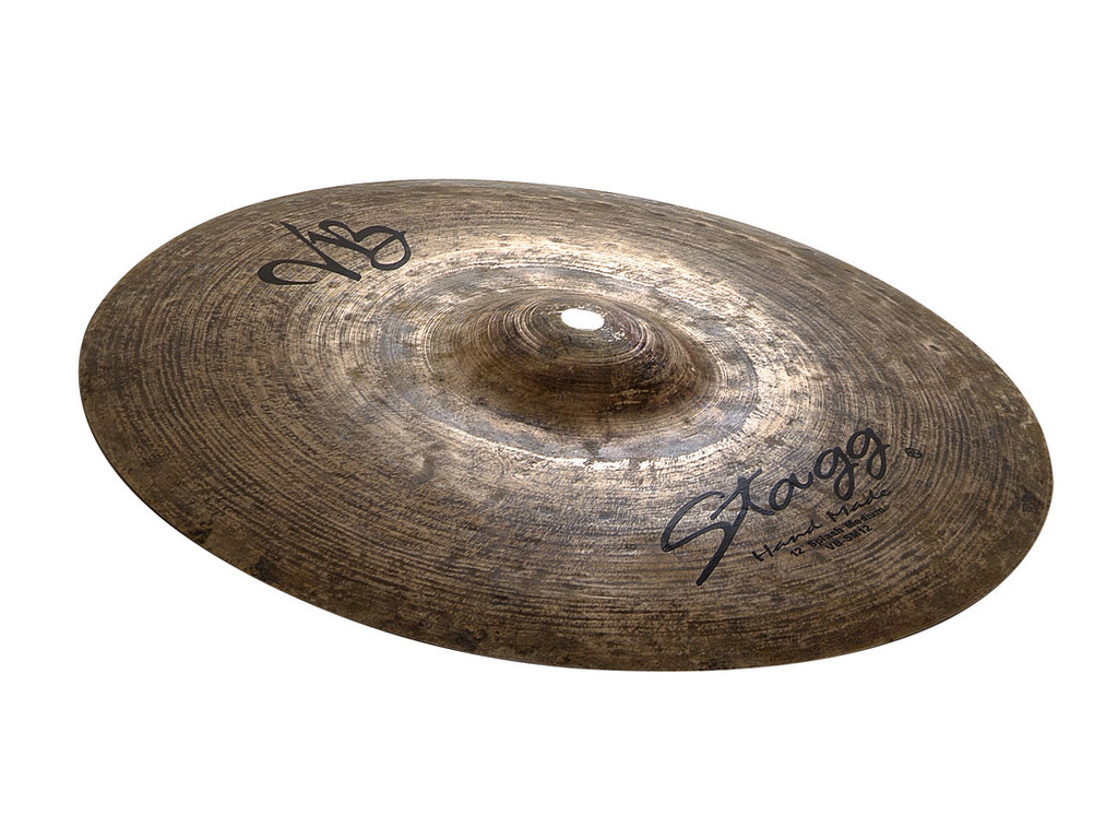 Splash Cymbal Stagg VB-SM8, Vintage Bronze Serie, Medium, 8""
