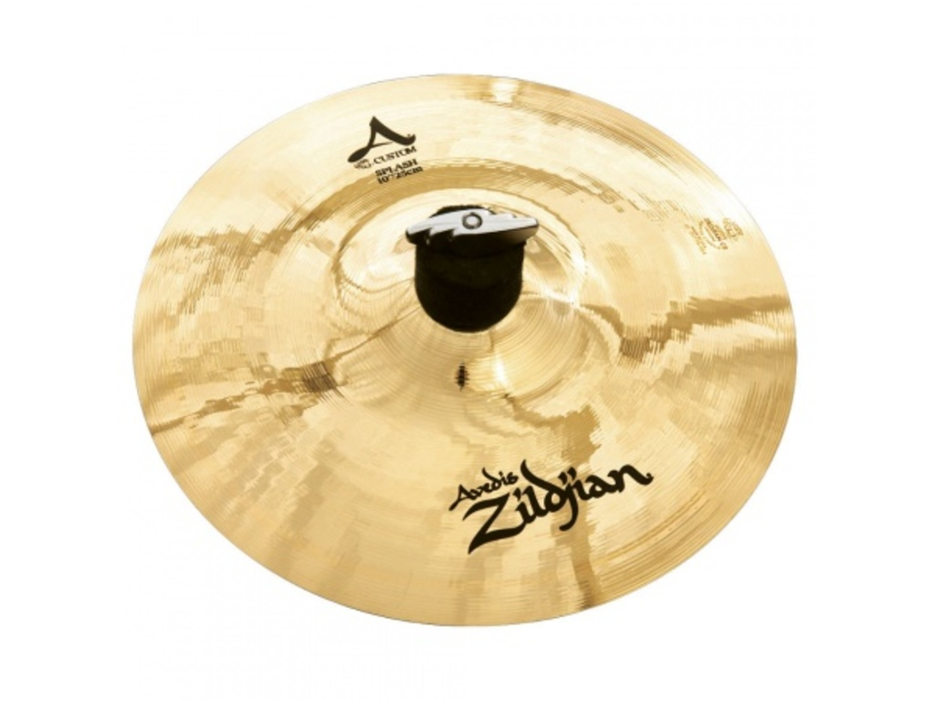 Splash Becken Zildjian A20542, A Custom, 10""