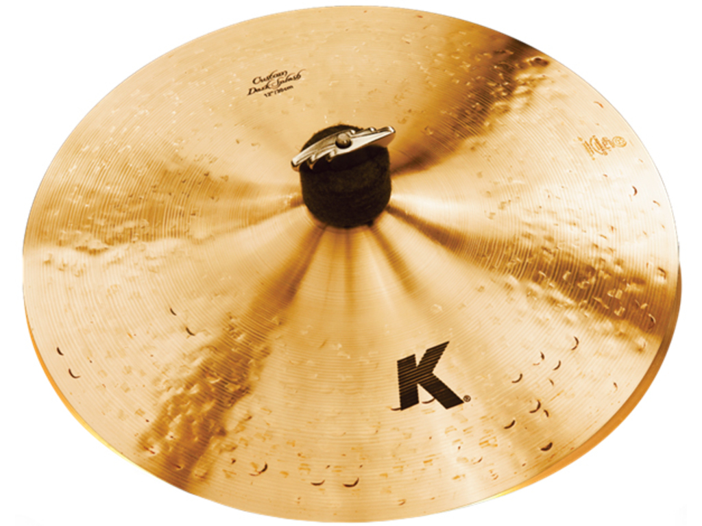 Splash Cymbal Zildjian K0934, K Custom, Dark Splash, 12""