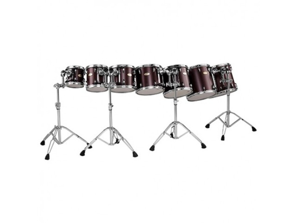 "Concert tom tom Pearl PTA1614S, 16x14"" African Mahogany single heads"