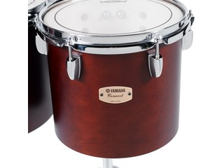 "Concert tom tom Yamaha CT-8012, 12"", dark wood"