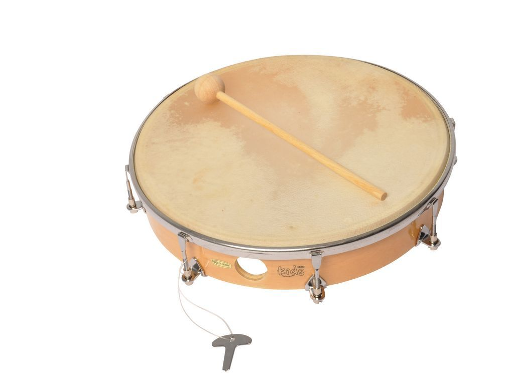 Handdrum Adams Kids ATB-30, with natuur Head, tuneable, 12""
