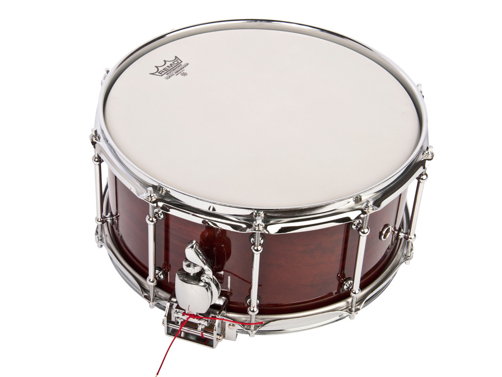 "Snaredrum Adams Concert Series ACS1465BHL, 14""x6,5"", Bubinga Heavy Shell, long snares"