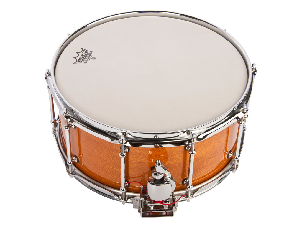 "Snaredrum Adams Concert Series ACS1465MLL, 14""x6,5"", Mahogany Light Shell, long snares"