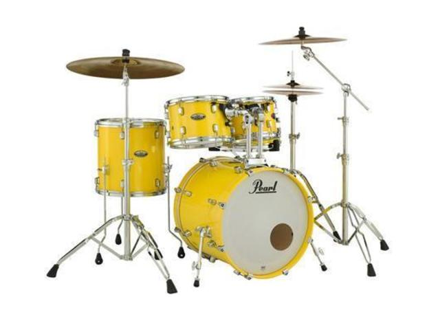 Drumstel Pearl Decade Maple DMP925SP/C 228 Solid Yellow