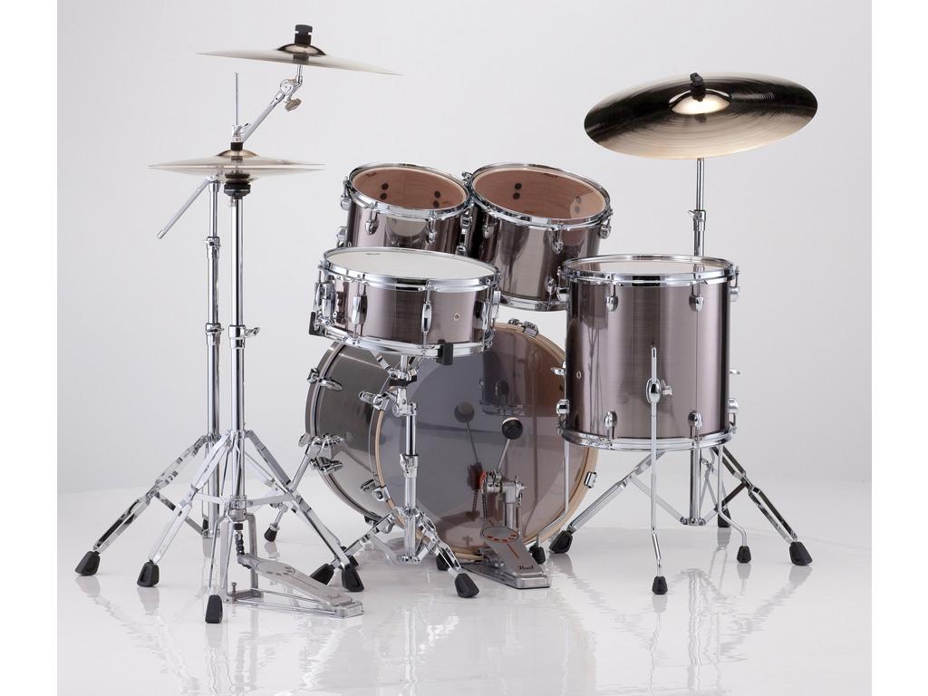 Drumset Pearl Exx705 C21 5 Parts 20 Studio Set Including Hardware