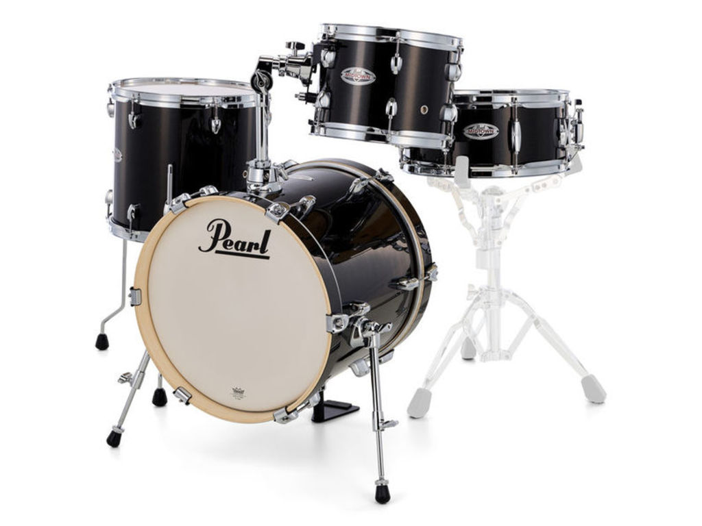 Drums Pearl Midtown MDT764P/C 701 Black Gold Sparkle