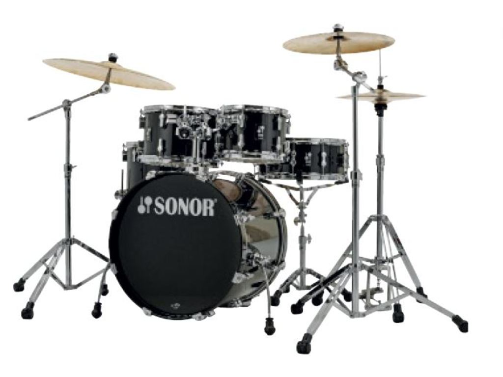 Drums Sonor AQ1 series Stage set