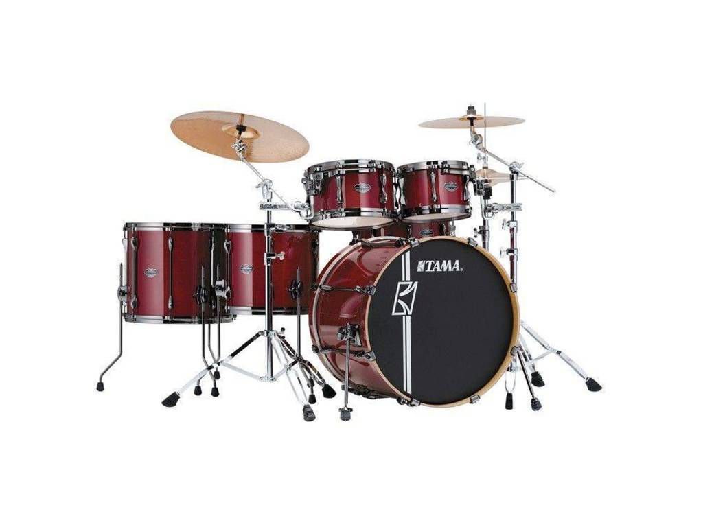 20271035d501 Drumset Tama Superstar Custom Hyperdrive ML62HZBNS-CCW