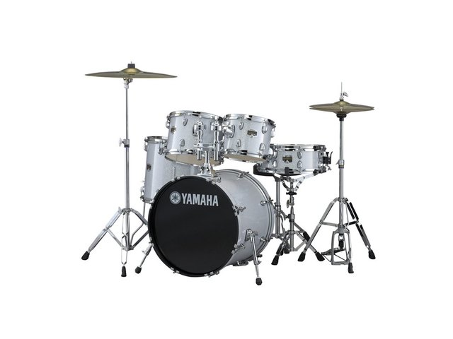 Drumstel Yamaha Gigmaker GM2F5 SLG Silver Glitter