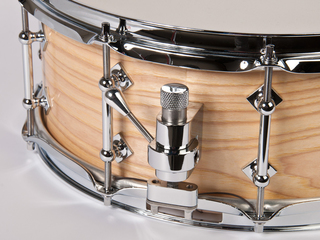 "Snaredrum Craviotto solid shell hickory snare drum 5.5x14"", 45"" edges"