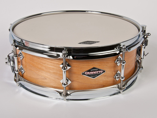 Snaredrum Craviotto solid shell maple snare drum 4.5x13