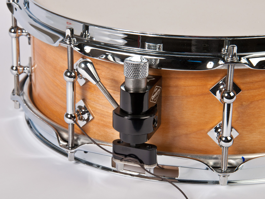 "Snaredrum Craviotto solid shell maple snare drum 13"" x 4.5"", 45"" edges"