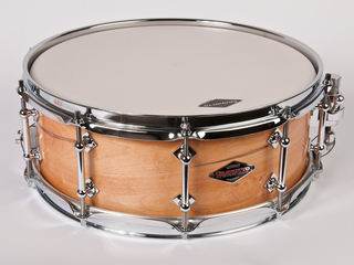 Snaredrum Craviotto solid shell maple snare drum 5.5x14