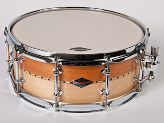 Snaredrum Craviotto stacked solid snare drum 5.5x14