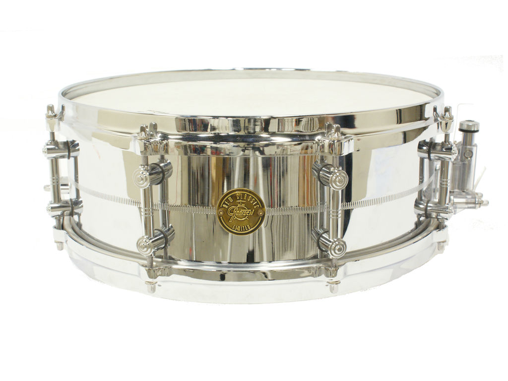 "Snaredrum Gretsch GCNIK4160, 14"" x 5"", New Classic, Limited 4160"