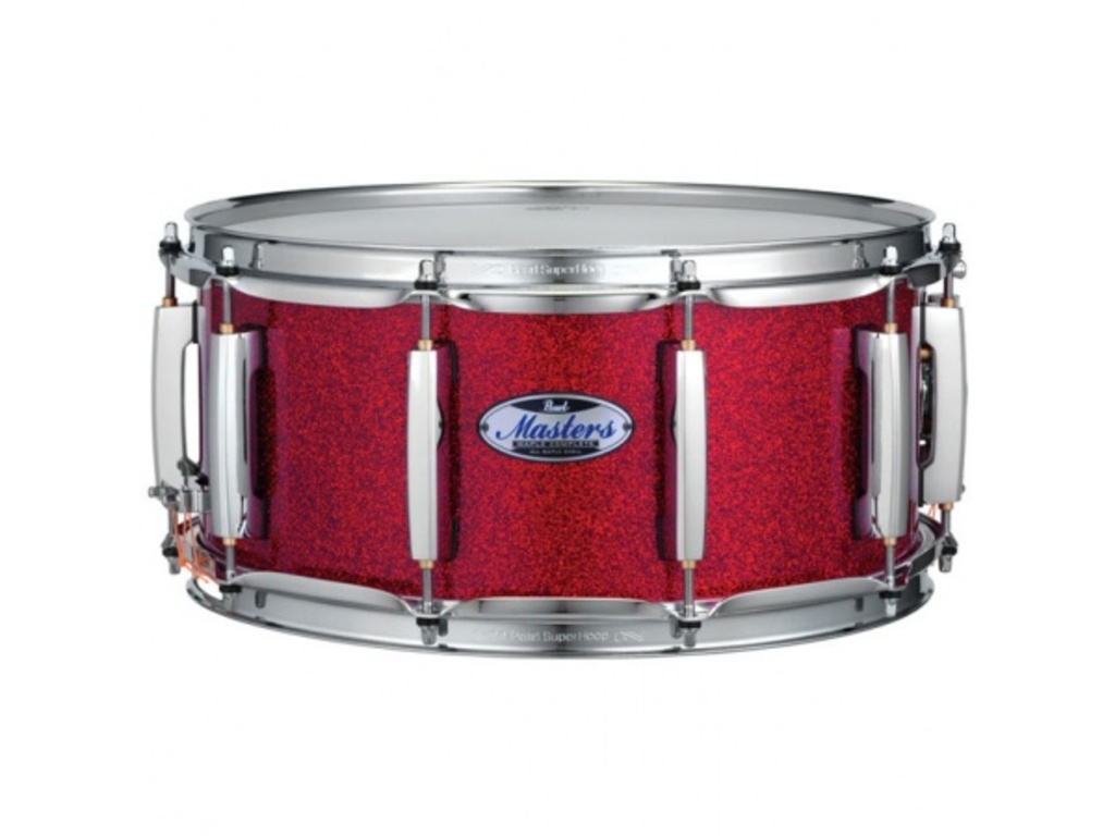 "Snaredrum Pearl MCT1455S/C329, Masters Maple Complete, Burnished Bronz 14"" x 5,5"""