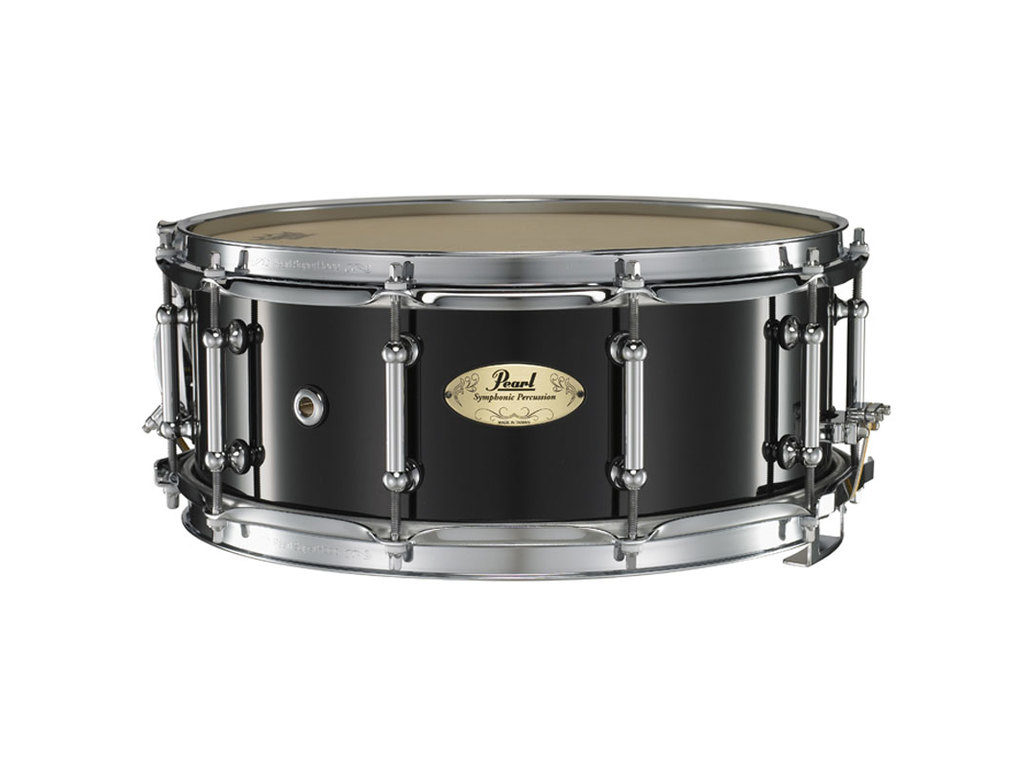 "Snaredrum Pearl CRP1465, 14x6.5"" Concert Series SD, 6 ply Maple Shell w/SR-017"